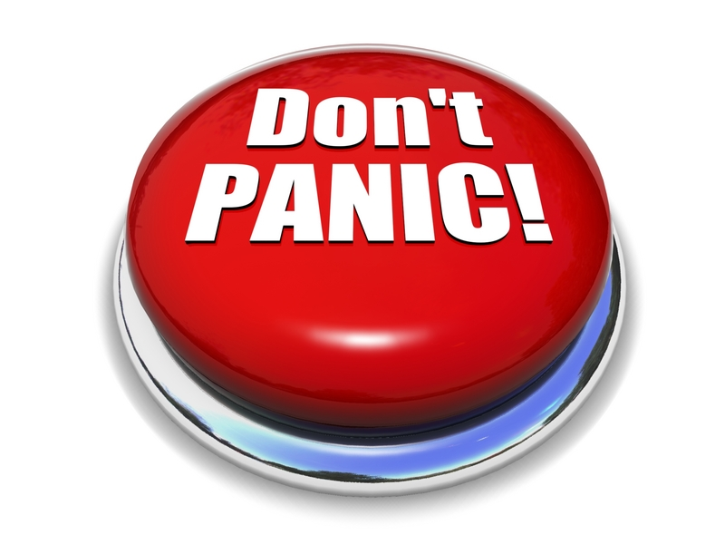 Do-Not-Panic-Button
